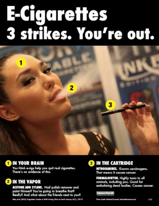How to use an electronic cigarette as a vaporizer